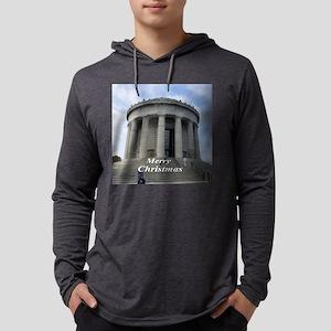 George Rogers Clark Memorial Mens Hooded Shirt