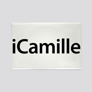 iCamille Rectangle Magnet