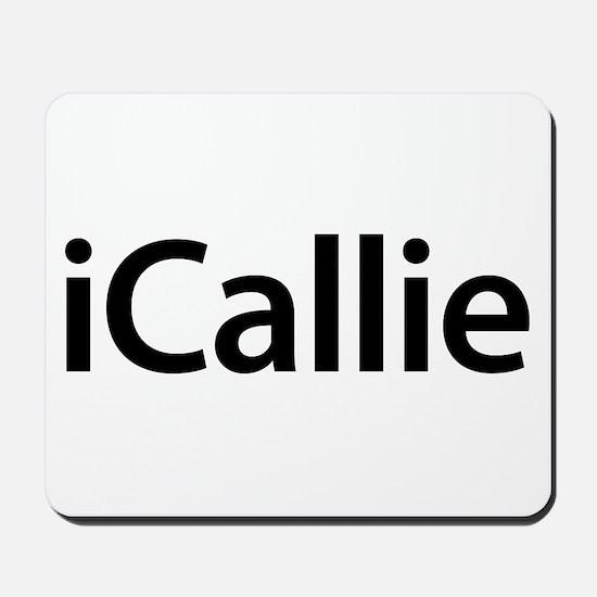 iCallie Mousepad