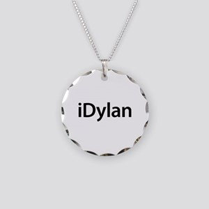 iDylan Necklace Circle Charm