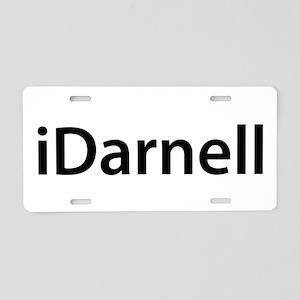 iDarnell Aluminum License Plate