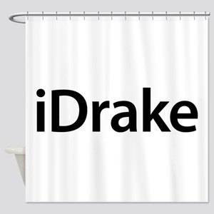 Drake Last Name Shower Curtains