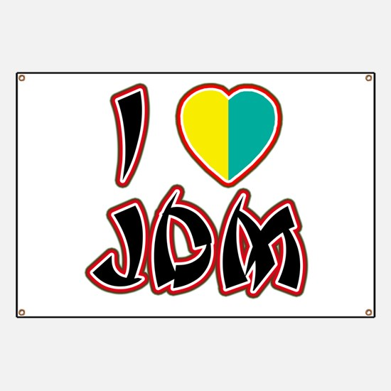I Heart JDM (Wakaba) Banner