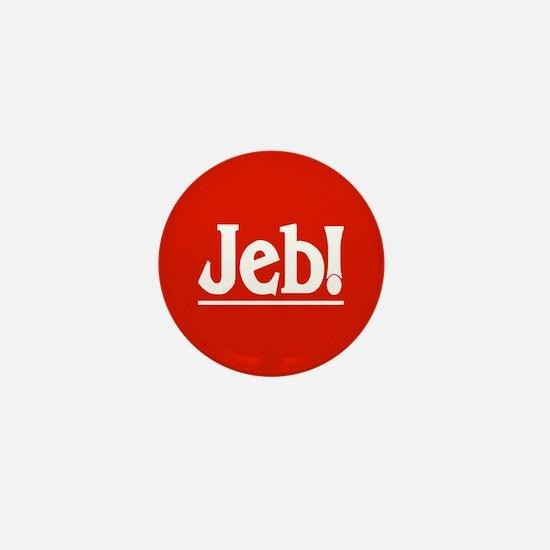 Cute Jeb bush Mini Button