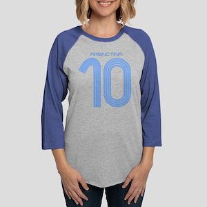 ar_no10 Womens Baseball Tee