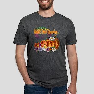 Amazing grammy copy Mens Tri-blend T-Shirt
