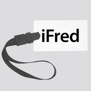 iFred Large Luggage Tag