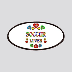 Soccer Lover Patches