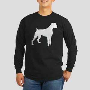 BOXERDOG Long Sleeve T-Shirt