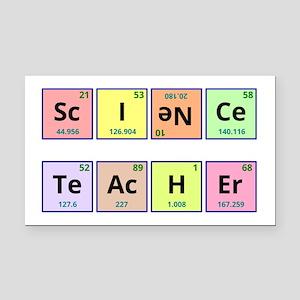 Science Teacher Rectangle Car Magnet