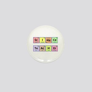 Science Teacher Mini Button