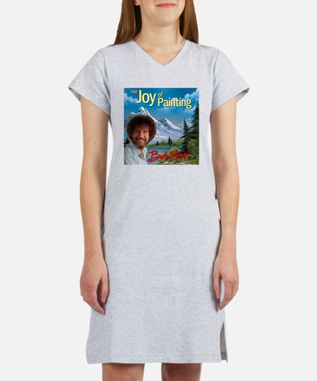 Bob Ross Women's Nightshirt