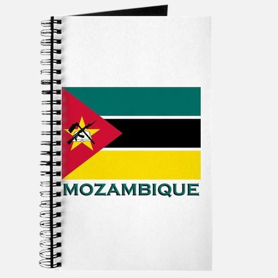 Mozambique Flag Merchandise Journal