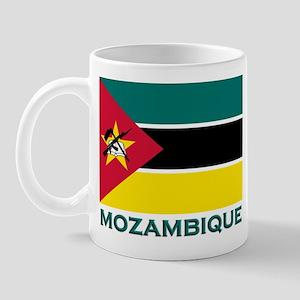Mozambique Flag Merchandise Mug