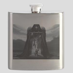 The Silence Glory or Angel of Infinity Flask