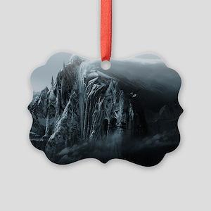 The Immortals Society Picture Ornament