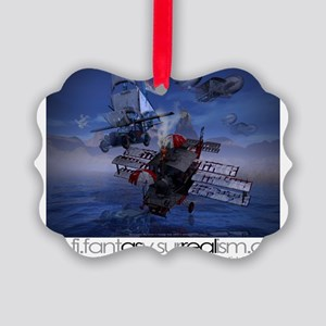 Alternative Sky-rover Picture Ornament