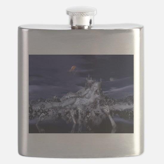 Terra Exorcism Surveillance Flask