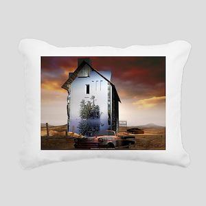 13poster-insideout Rectangular Canvas Pillow