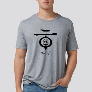 6x6_hieut_black Mens Tri-blend T-Shirt