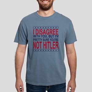 NOT HITLER Mens Comfort Colors Shirt
