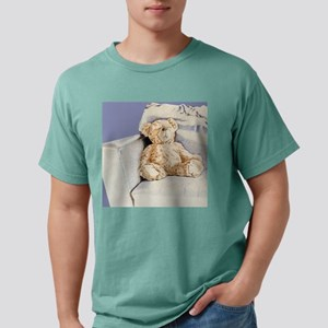 Lonely Teddy Cushion Mens Comfort Colors Shirt