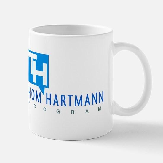 Thom Hartmann Logo Mug