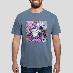 19th C Vintage Orchid Pa Mens Comfort Colors Shirt