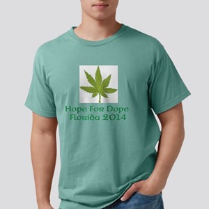 Hope for Dope Campaign Mens Comfort Colors Shirt