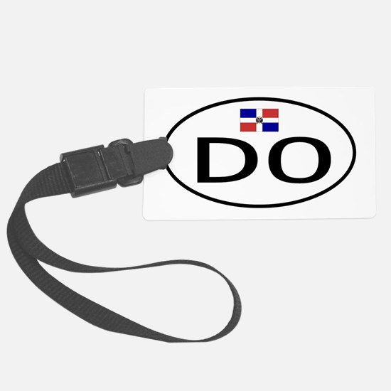 DO Dominican Republic.png Luggage Tag