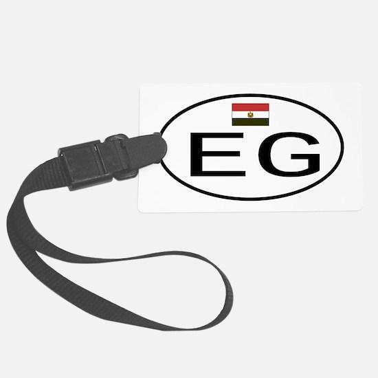 EG Egypt.png Luggage Tag