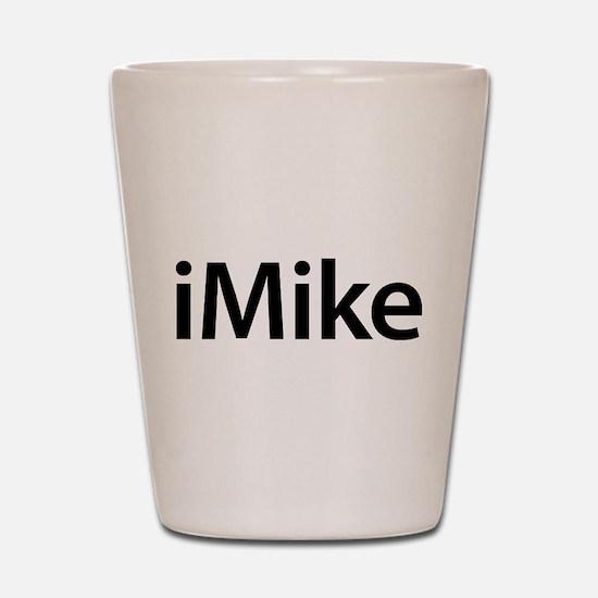 iMike Shot Glass