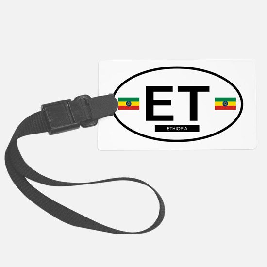 ETHIOPIA.png Luggage Tag