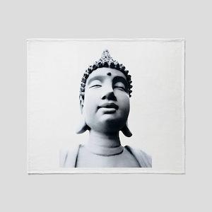 Buddha gifts Throw Blanket