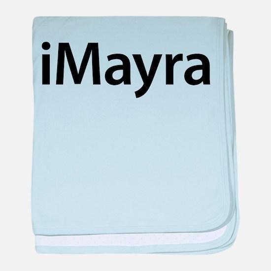 iMayra baby blanket