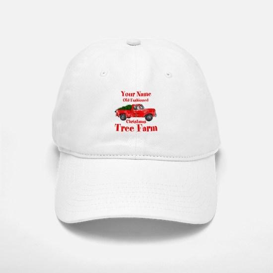 Custom Tree Farm Baseball Baseball Cap