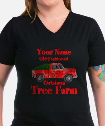 Custom Tree Farm Shirt