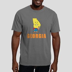 Georgia Mens Comfort Colors Shirt