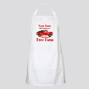 Custom Tree Farm Apron