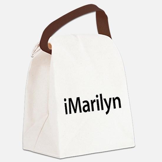 iMarilyn Canvas Lunch Bag