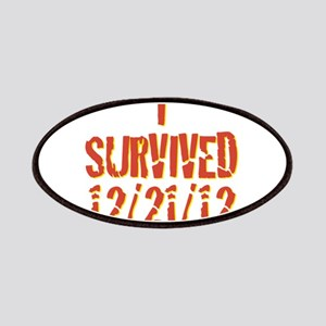 I SURVIVED 12/21/12 Patches