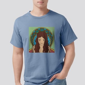 peacockgoddessc Mens Comfort Colors Shirt