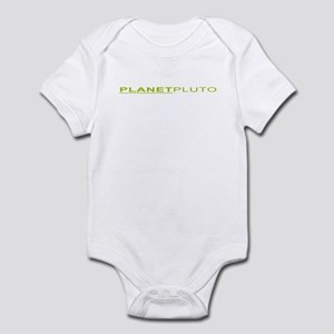 Planet Pluto Infant Bodysuit