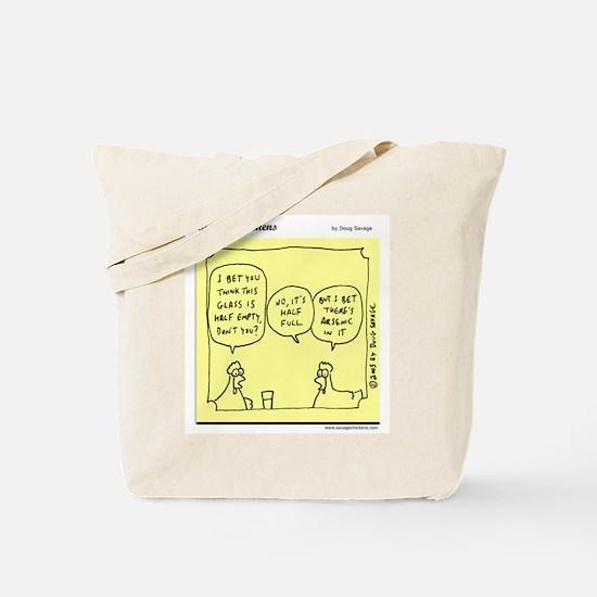 Funny Comics and cartoons Tote Bag