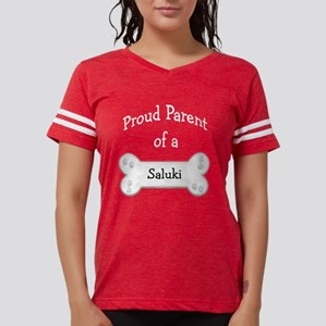 SalukiParentdark Womens Football Shirt