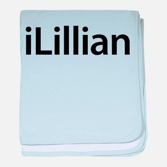 iLillian baby blanket