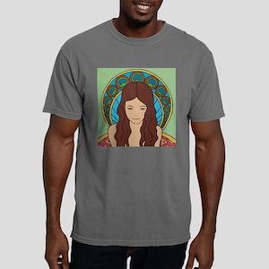 peacockgoddessc2 Mens Comfort Colors Shirt