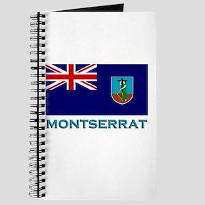 Montserrat Flag Stuff Journal
