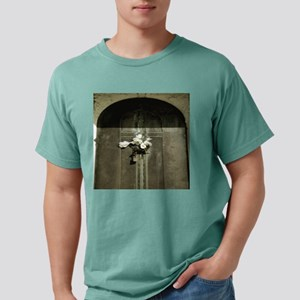 3940-arch-and-door-to-C- Mens Comfort Colors Shirt