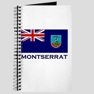 Montserrat Flag Gear Journal